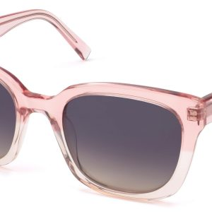 Warby Parker Sunglasses - Aubrey in Cherry Blossom Fade