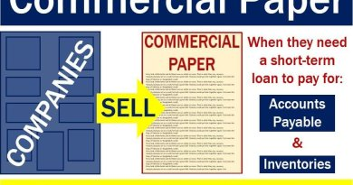 Commercial Paper in Loan