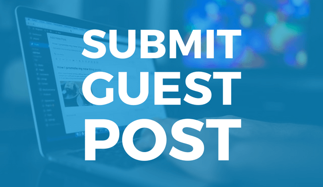 Submit Guest Post - Good Finance