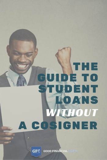Guide to student loans without cosigner