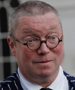 English chef Fergus Henderson