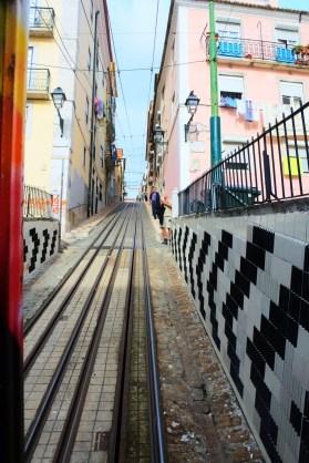 Lissabon oude tram