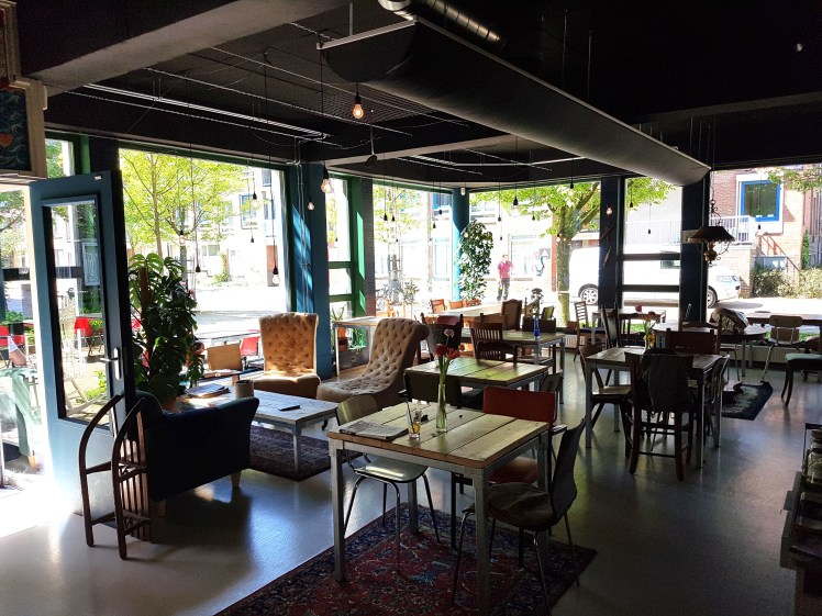 Thúskomme Amsterdam Interieur #2