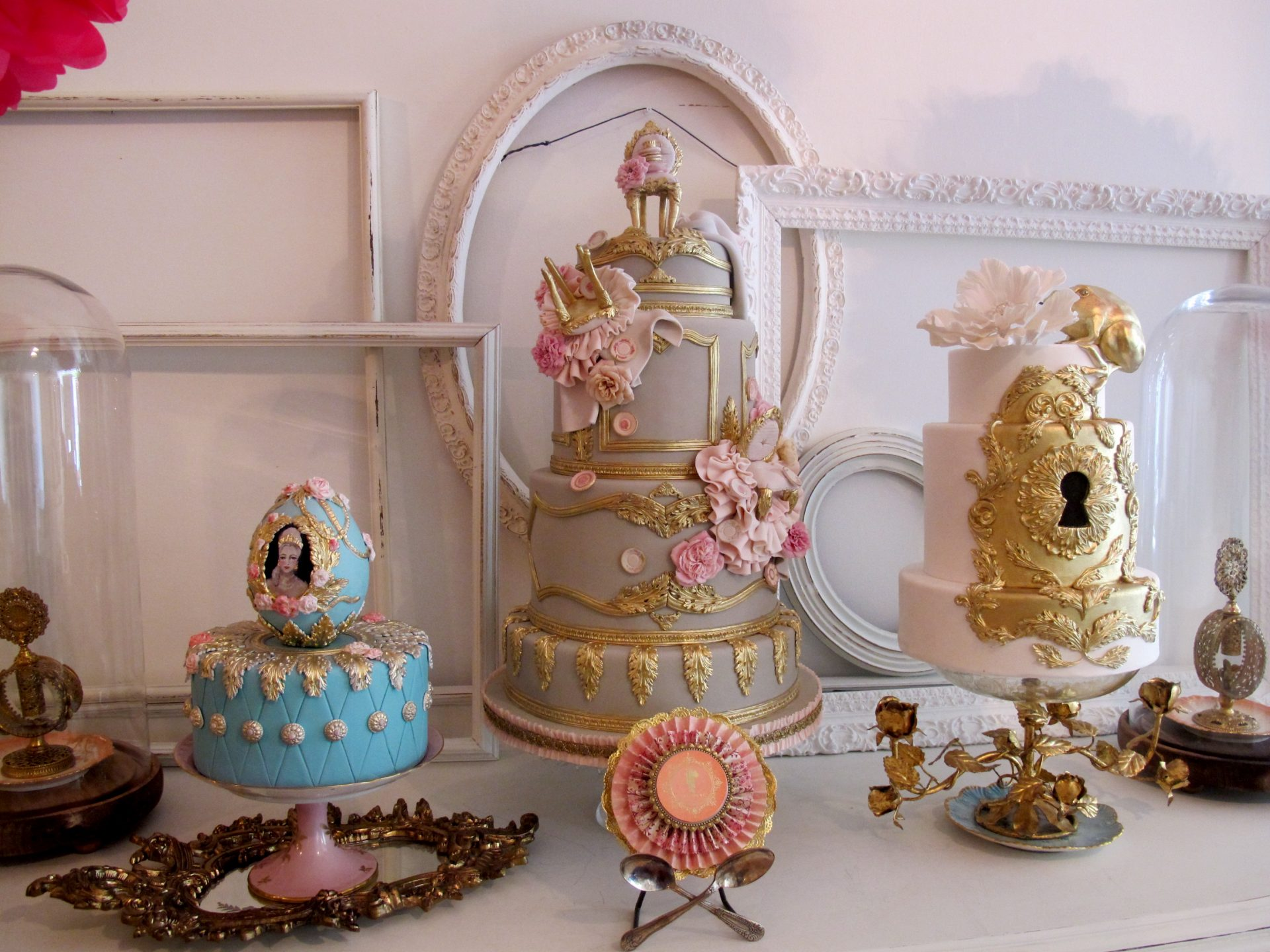 Cake Opera Co Opulent Wedding Cakes And Pastry Made By