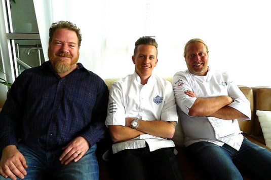 David Lunderquist, Chef Tommy Ranti, and Chef Gustav Travgaardh explain what Nordic cuisine means to them.