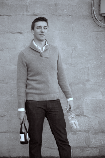 Most are unaware that Nicholas was a professional cardigan model before he moved into the world of wine.