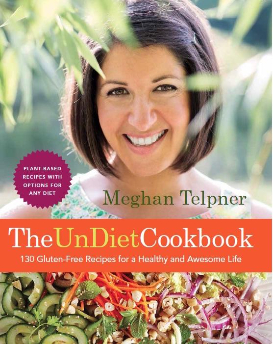 Meghan Telpner Undiet Cookbook Cover