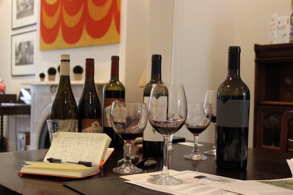 Starmont Merryvale Profile wines