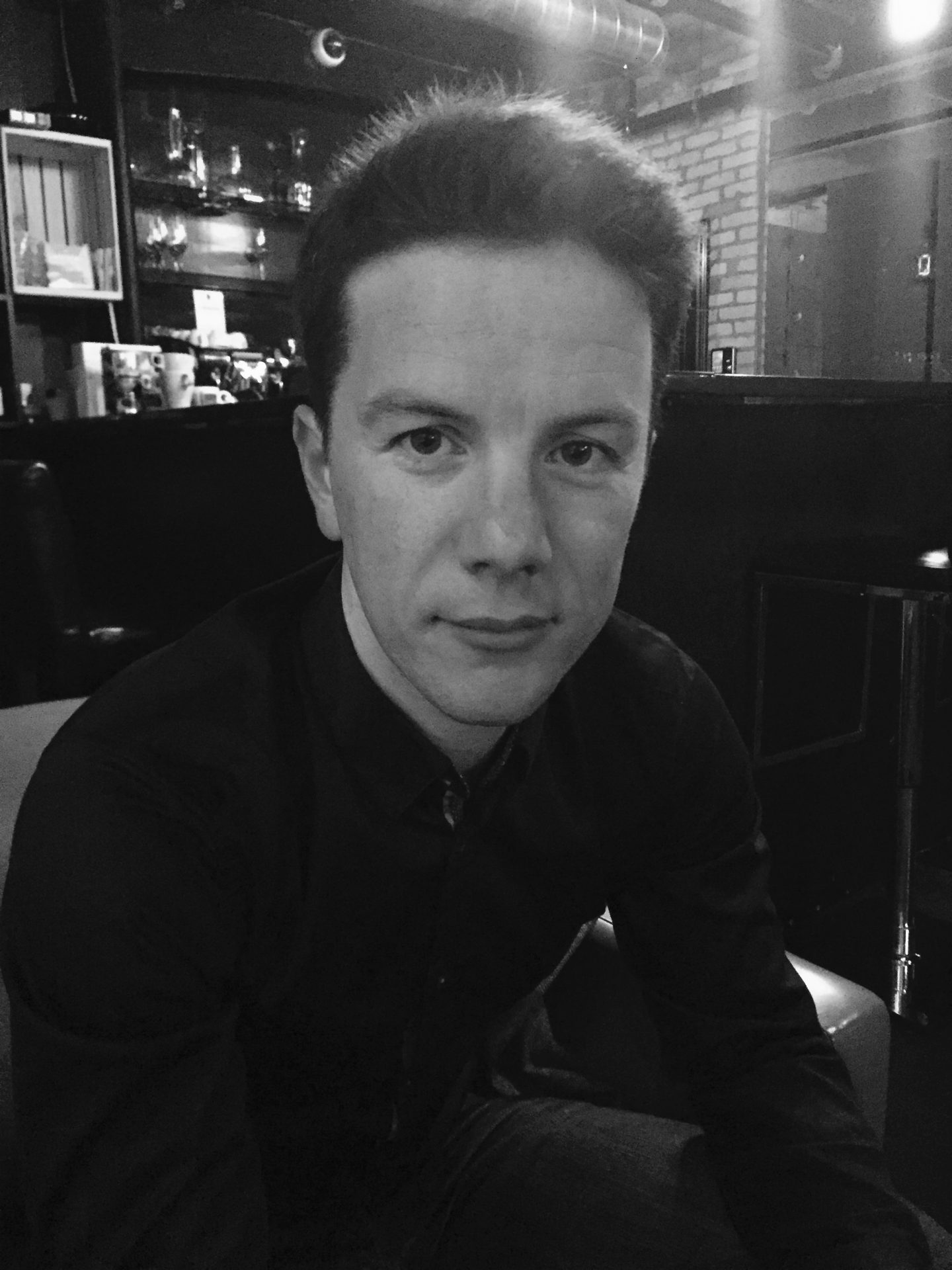 Terry Kandylis, the UK's top Sommelier at Toronto's Vintage Conservatory