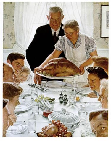 Thanksgiving Rockwell
