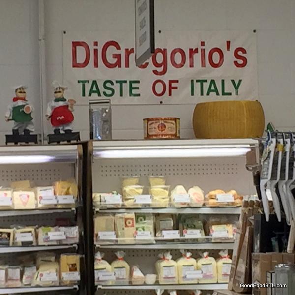DiGregorio's *
