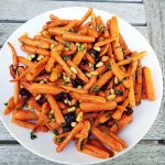 Sicilian Carrots with Old World Charm