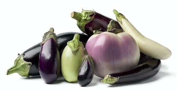 Eggplant varities