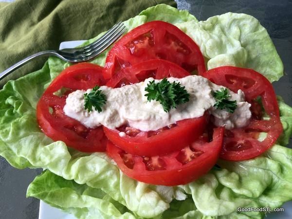 tomato tonnato *