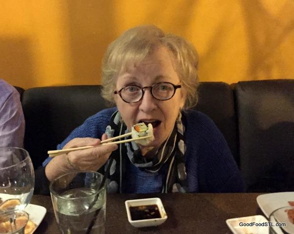 Subzero sushi Jean