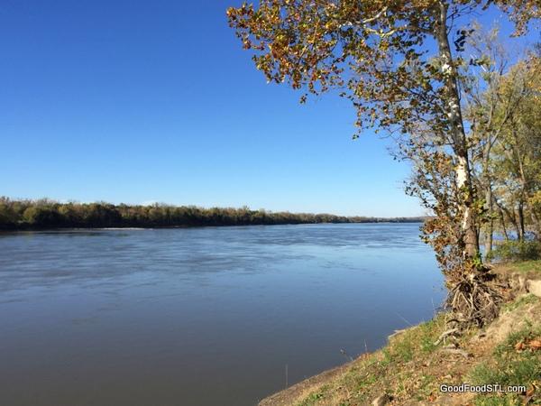 Wesley Fordyce Missouri River *