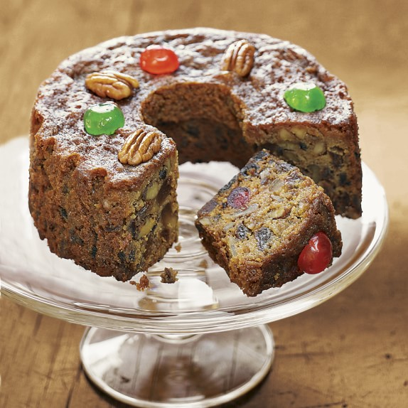 fruit cake assumption