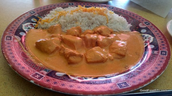 sameem butter chicken