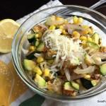 Chef Kenji: Charred Corn and Zucchini
