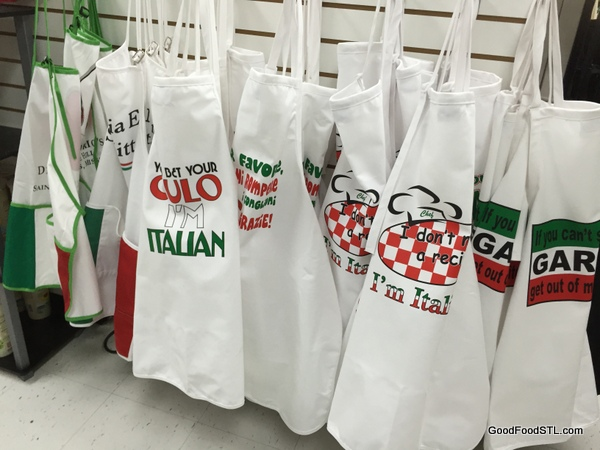 Di Gregorio Italian aprons