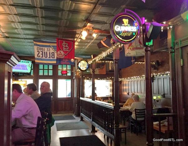 Seamus McDaniel Dogtown pub