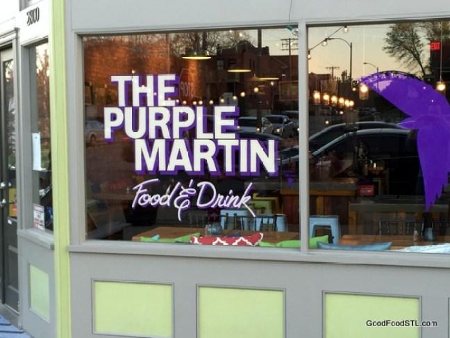 Purple Martin exterior