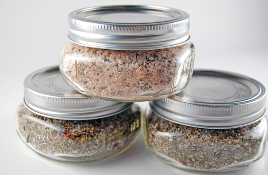 seasoned salt homemade