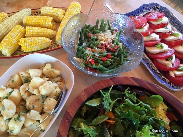 spring time foods