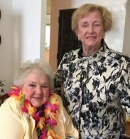 Judy Dean and Jean Carnahan