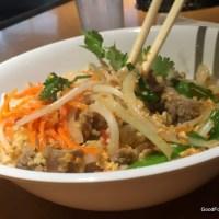 Vietnamese Bun Ga Xao