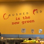 Crushed Red, the Trendy Bake and Chop Shop