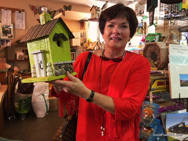 Kirkwood Cyndy birdhouse