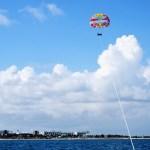 Parasailing: A Birdseye View