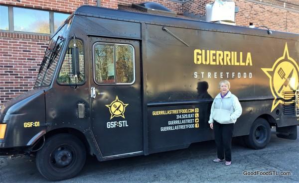 guerrilla street food truck