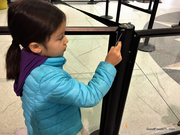 Children's Pastimes in airport terminals