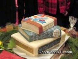 Birthday Cake of books