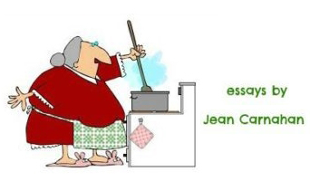 Humor in the Kitchen :: Essays by Jean Carnahan
