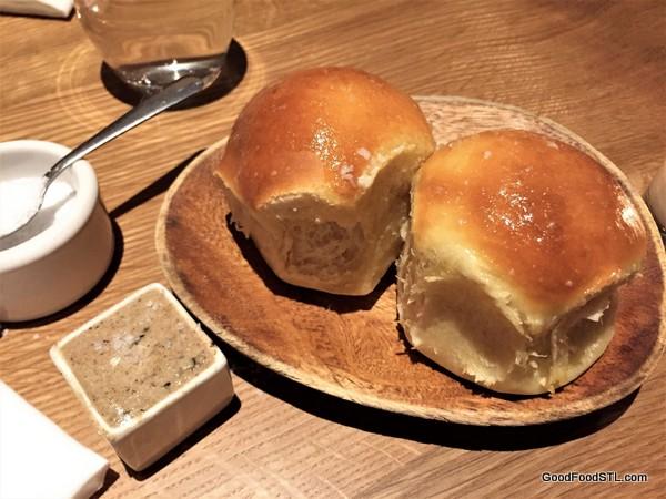 Sardella dinner rolls