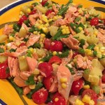 Salmon Salad: A Super Nutritous Meal