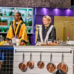 Martha Stewart and Snoop Dogg Team Up