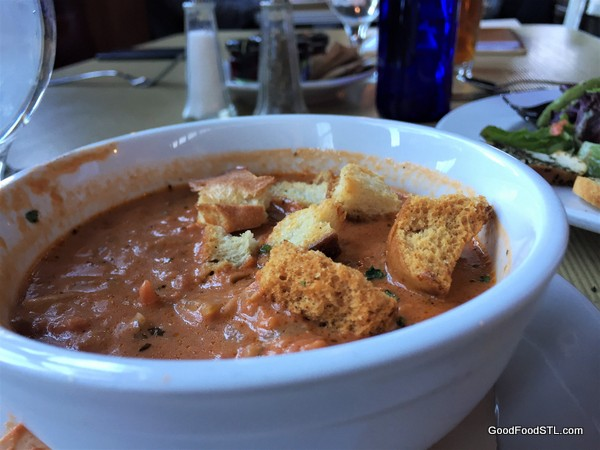 SqWires Restaurant tomato soup
