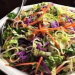 Asian Noodle Salad: A Flavor Explosion