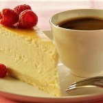 For Your Valentine: White Chocolate Cheesecake