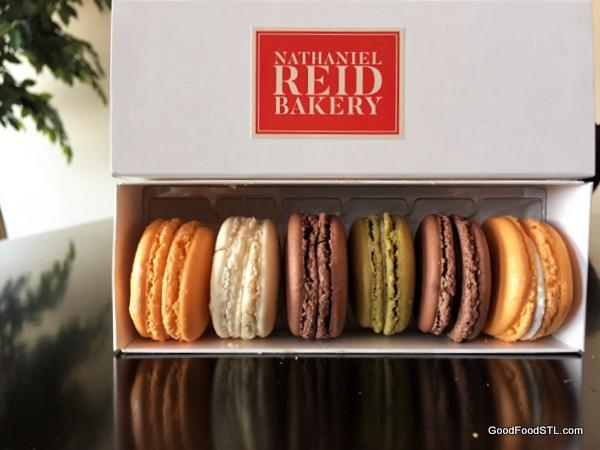 Nathaniel Reid Bakery macaroons