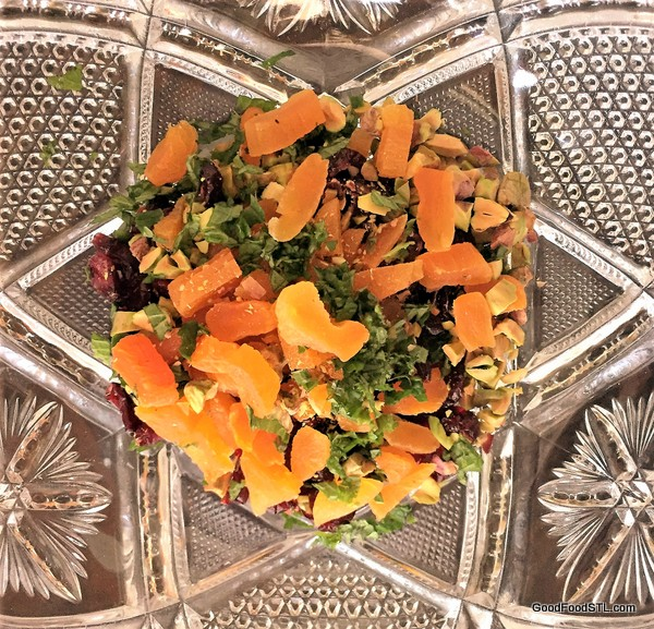 Dried fruit for couscous