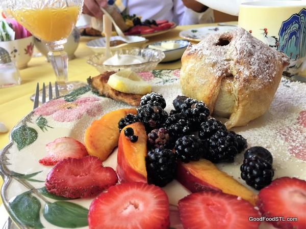 Breakfast Hazel River Inn