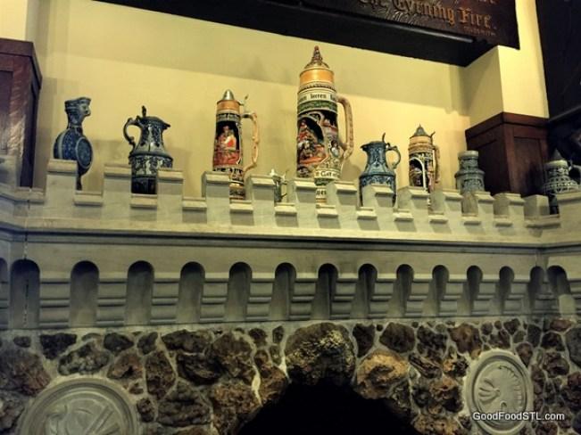 Das Bevo fireplace