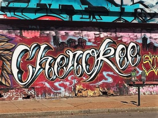Cherokee Street St. Louis