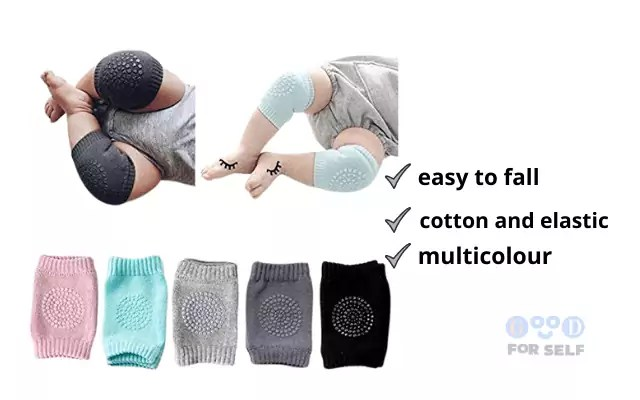 SELLBOTIC Baby Knee Safety Pads