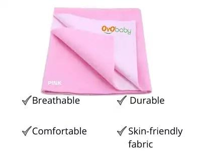 OYO Baby Care Sheet